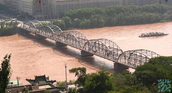 兰州黄河铁桥
