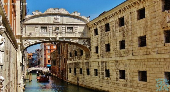 叹息桥(Ponte dei Sospiri)
