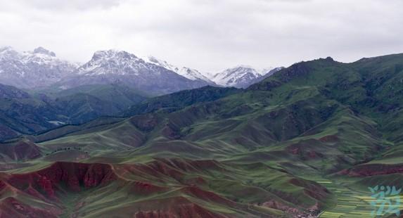 祁连卓尔山2