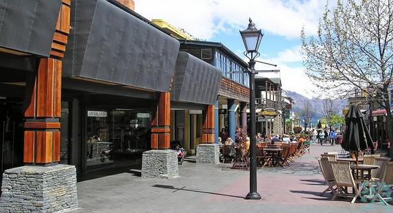 新西兰皇后镇1