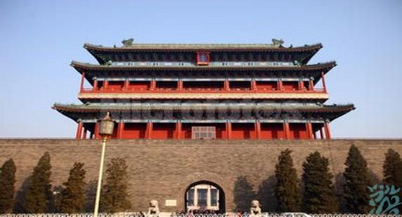 北京奥林匹克公园鸟巢