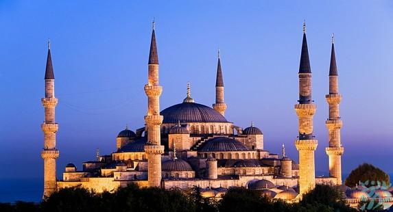 伊斯坦布尔苏丹艾哈迈德清真寺