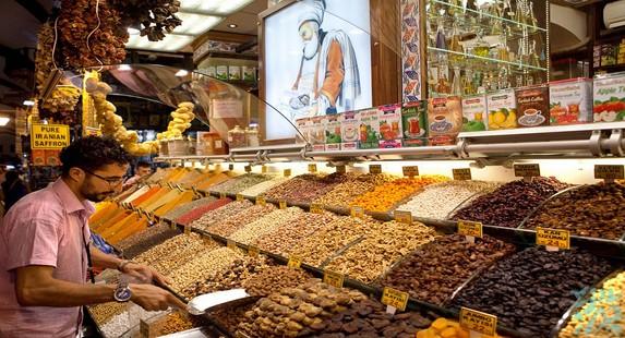 伊斯坦布尔香料市场