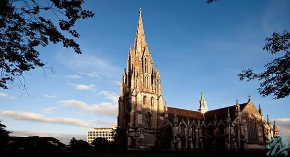 基督城纸版大教堂