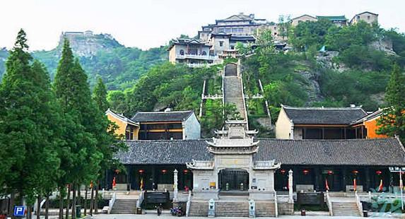 武汉木兰山