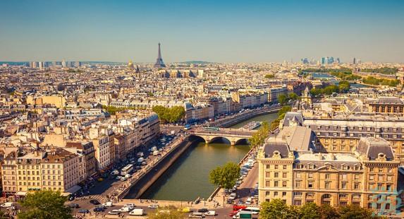 巴黎塞纳河