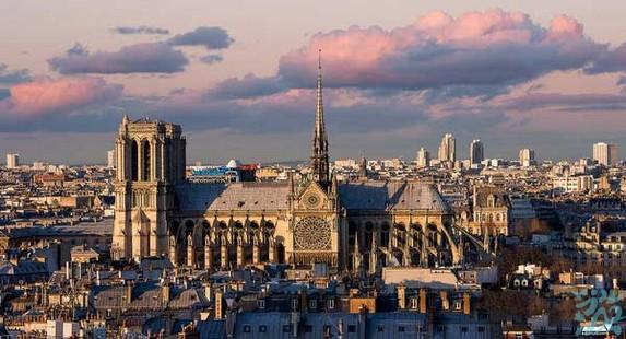 巴黎巴黎圣母院