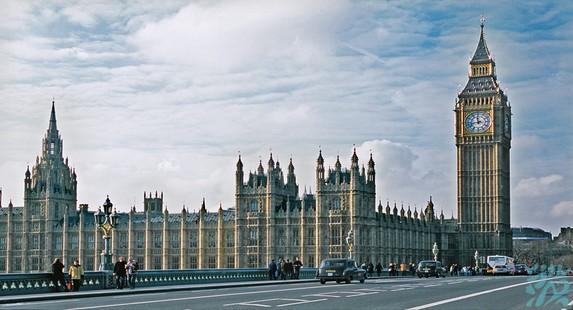 伦敦国会议堂1