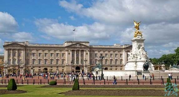 伦敦白金汉宫1